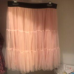 Pink Tulle Skirt - Olsenboye Brand